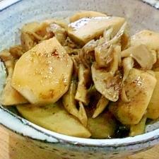 舞茸と里芋の☆簡単煮物