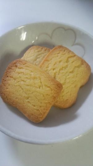簡単!さくさく美味しい!マーガリンクッキー