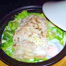 せっかちな猫舌さんのための豆乳常夜タジン