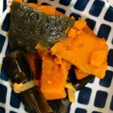 簡単!圧力鍋でかぼちゃの煮物♪