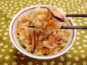 【基本】おばあちゃんの☆炊き込みご飯