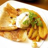 朝食にもおやつにも♪「ガレット」レシピ