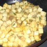 冷凍豆腐で麻婆豆腐を作るコツ