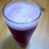 ビールカクテル♪ワインビール