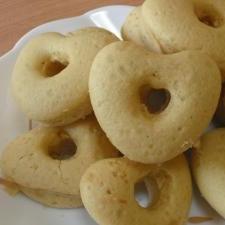 ホットケーキミックス&米粉の焼きドーナツ