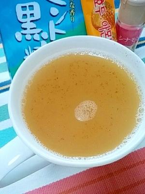 ホッと☆五味茶ミント黒糖シナモングリーンティー♪