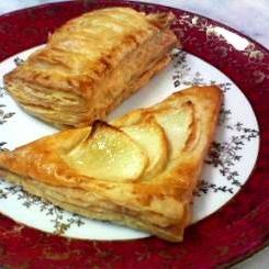 おやつに朝食に☆簡単失敗なしの焼きたてパイ2種