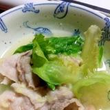 生姜とニンニクのポカポカ鍋