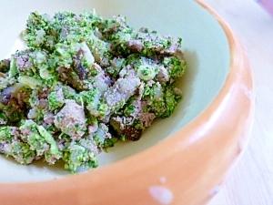 犬用♡レバーペーストと玄米の混ぜご飯