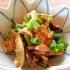 野菜のたっぷり♪「豚肉と白菜の重ね蒸し」献立
