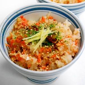 塩鮭&ご飯は好相性!塩鮭の炊き込みご飯