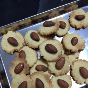 【糖質制限】大豆粉とココナッツのクッキー