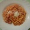 フライパンだけでスパゲティ