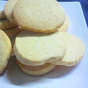 大さじで量る、計量楽チン さっくりクッキー
