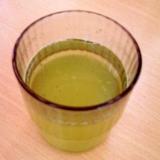 .:♪*糖分控えめ 緑茶のスポーツドリンク.:♪*