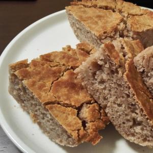 初めて作った 米粉パン
