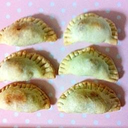 ☆スリランカの揚げ餃子をヘルシーに♪焼きパティス☆