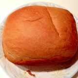 ホームベーカリー使用☆きな粉たっぷりのミルク卵パン