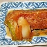 フライパンで作る!冷凍カレイの煮物