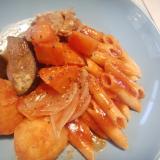 定番野菜のトマトジュース煮