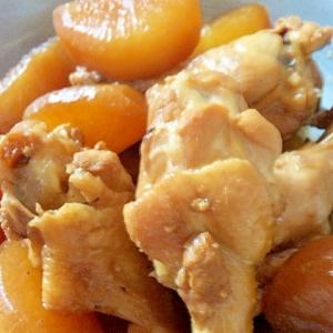 鶏手羽元と大根のすっぱ煮