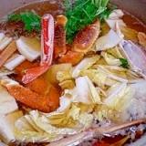 冬はやっぱカニ! 「カニ鍋&カニ雑炊」   ♪♪
