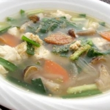 胡麻油スープ