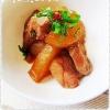 やさしい味でホッと落ち着く!「豚肉と大根の煮物」献立