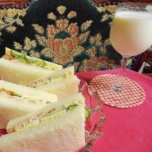 竹輪サンドイッチ