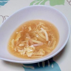 酸辣湯スープ++