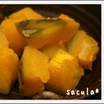 簡単美味しい我が家の「 かぼちゃの煮物 」★