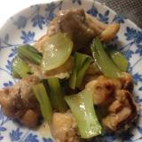 自家製醤油麹で鶏肉照り焼き