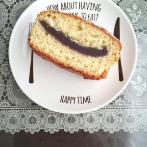 あんぱんみたいなあんこパウンドケーキ★