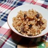 発酵玄米☆雑穀たっぷりオリジナルレシピ☆