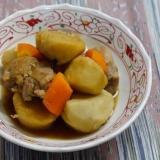 ほくほくおいしい☆里芋と鶏肉の煮物