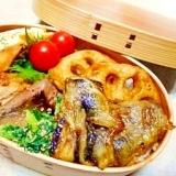 天ぷら☆照り焼きタレ煮