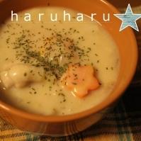 ルーで簡単★白菜とチキンのクリーム煮