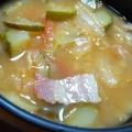 野菜たっぷり!トマトスープ