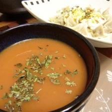 超カンタン☆トマトのスープ