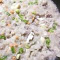 鮭と卵のおかゆ