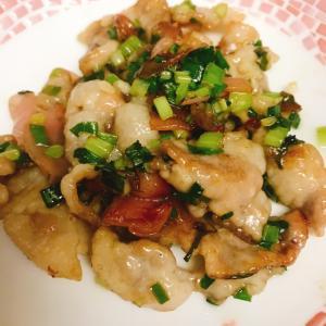 お弁当のおかずに★ガリでつくる簡単大人の生姜焼き