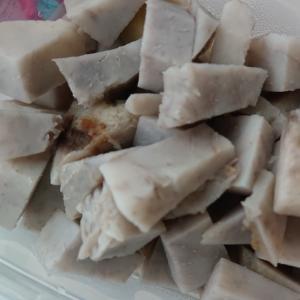 里芋の簡単炒め煮
