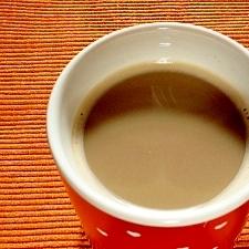 朝食やティータイムに♪ ミルメークカフェオレ