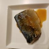 なんでもフライパンが一番!鯖の味噌煮