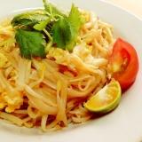 タイの味✩クイティアオ・パッタイ