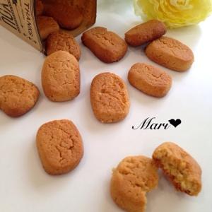 大豆粉と米糀のスイーツ粉で◆材料3つ簡単クッキー◆