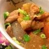 寒い時期に食べたい!「もつ煮込み」献立