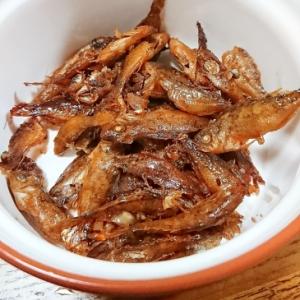 ご飯がもりもりすすむ!ハチメ(八目)の稚魚の甘露煮