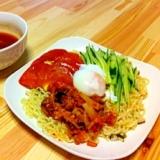 【暑い夏を乗り切る!】簡単!激うま・辛(シン)冷麺