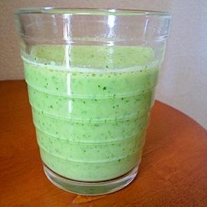 超簡単!栄養たっぷり小松菜ジュース♪